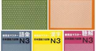 Rekomendasi buku bahasa Jepang untuk pemula