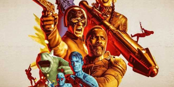 Film The Suicide Squad, Gerombolan anti hero yang beringas