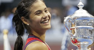 Emma Raducanu, bintang tenis muda dengan penghasilan £1 MILYAR!