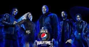 Super Bowl Halftime Show: Dr. Dre dan Eminem akan tampil