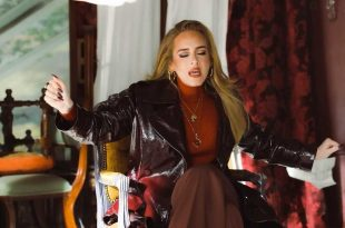 Single 'Easy on me' Adele puncaki UK chart